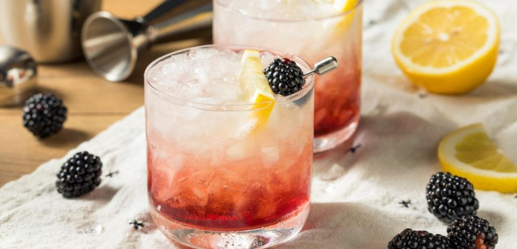 The Gin Bramble