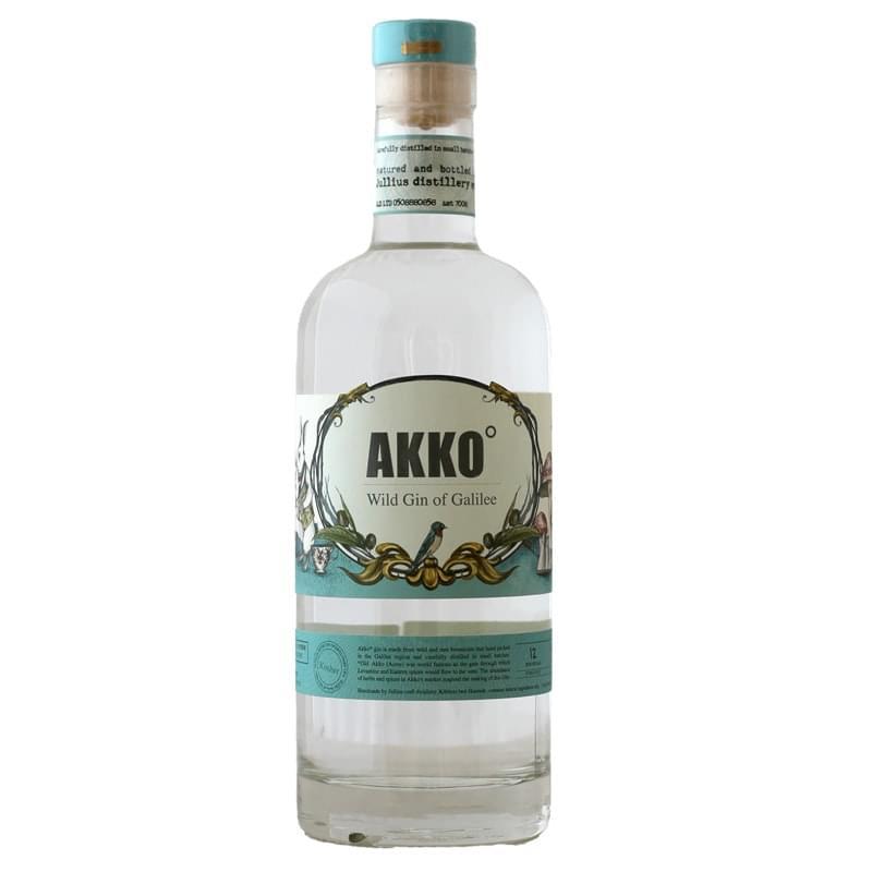 Akko Wild Gin of Galilee