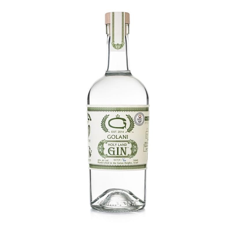 Golani Holy Land Gin