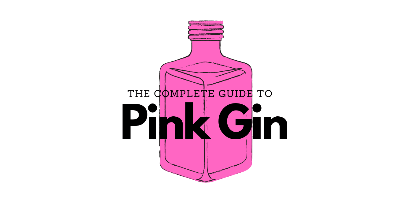 Pink Gin: Why its pink, which one is the best and How to make it?