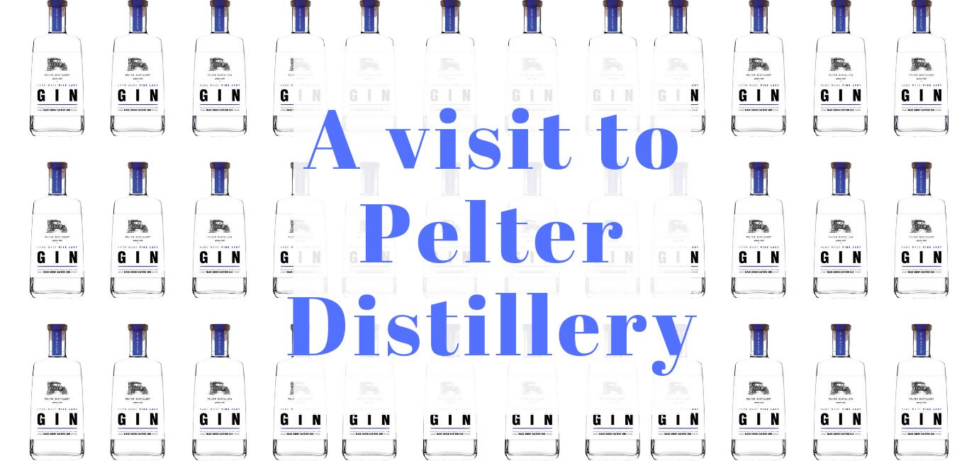 A visit to Pelter Distillery