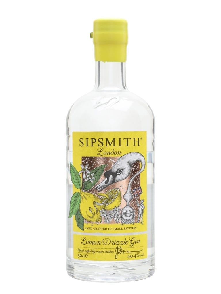 sipsmith lemon drizzle gin observer