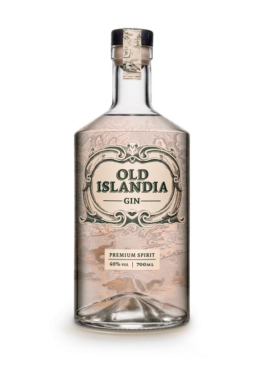 Old Islandia gin