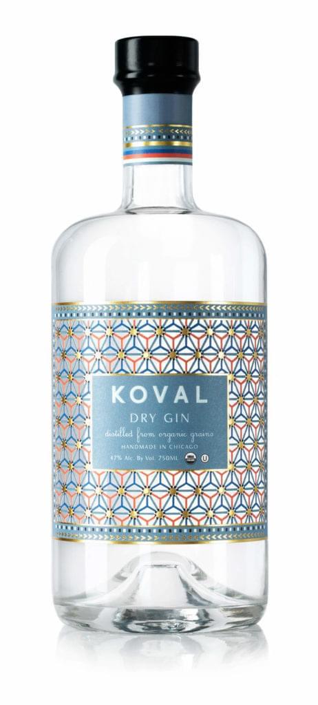 KOVAL bottle – Dry Gin