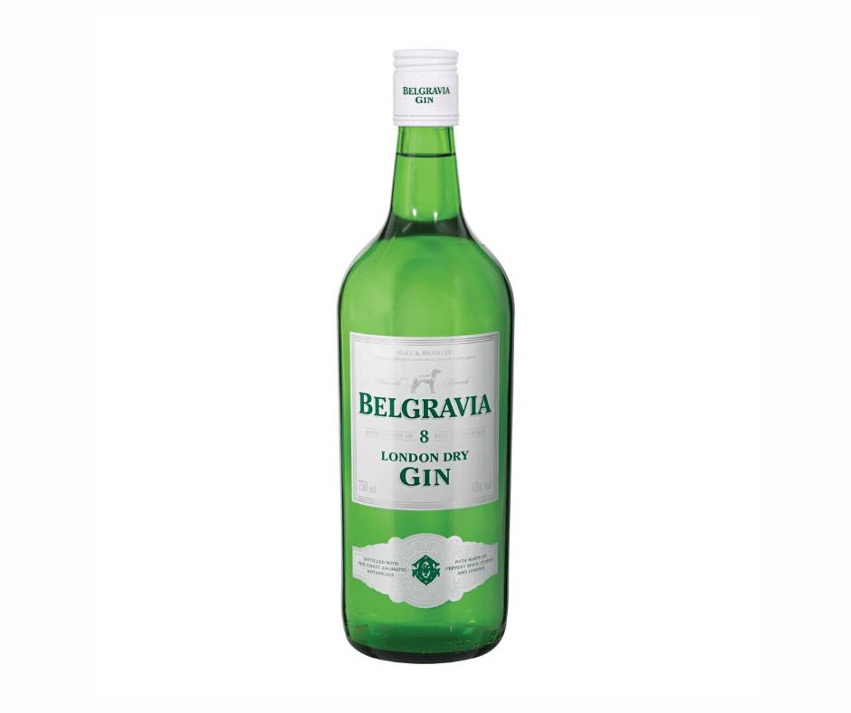 Belgravia new bottle